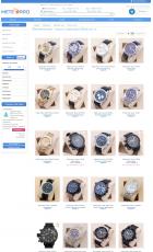 Разработка интернет-магазина наручных часов