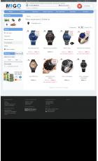 Разработка интернет-магазина часов