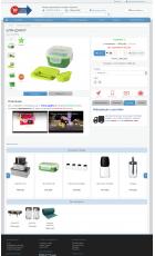 Разработка интернет-магазина Ikea